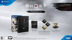 Amazon.com: Ghost of Tsushima Special Edition - PlayStation 4: Sony: Video  Games