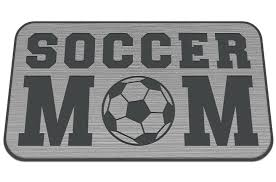 Soccer Mom Stormgray Darkgray Dual Layer Usatuff Deck Seadek Cooler Pad Usa Tuff