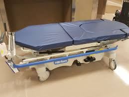 Used HILL-ROM P8050 Stretcher For Sale - DOTmed Listing #3105646: