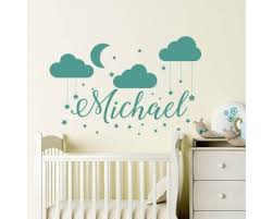 Custom Wall Decals Creat Your Own Family Initial Monogram Baby Nursery Name Vinyl Wall Quotes Lettering Customized Letters