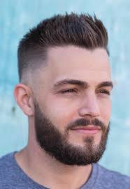 Handsome And Cool The Latest Men S Hairstyles For 2019 Fryzury