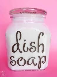 the best diy dishwasher detergent