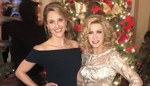 Donna Mills spreads holiday cheer on-screen and off | Albany ...