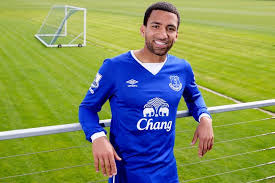 Aaron Lennon: It's a great feeling being an Everton FC player - North Wales  Live