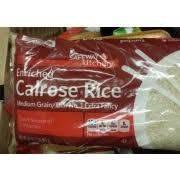 safeway kitchens enriched calrose rice
