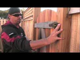 Gate In A Box Demo Video How To Install Fence Gate Hinges Youtube
