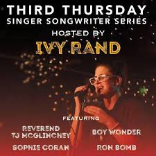 Ivy Rand's Singer Songwriter Showcase | Connie's Ric Rac | South Philly's  Home for Live Original Music