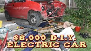 homemade electric car conversion 8