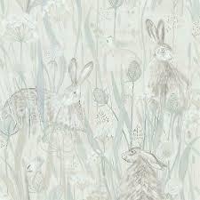 sanderson dune hares wallpaper 216518