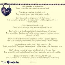 don t go so far away from quotes writings by asha kadian