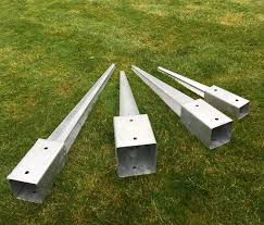 100x100mm Fence Post Spike 4 X 4 Fence Post Spike