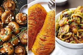 Side Dish Ideas for Your Christmas Menu ...