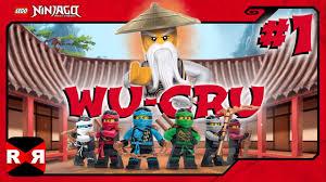 LEGO Ninjago WU-CRU (By LEGO Systems) - iOS / Android - Gameplay ...