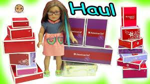 giant haul american doll