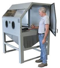 sandblasting cabinets made in the usa