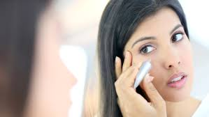 makeup mistakes women make in their 30s