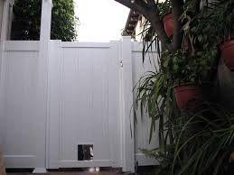 Dog Fencing Ideas Dog Doors Windows Vinyl Concepts