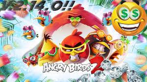 Angry Birds 2 Mod Apk - Popular Bird 2017