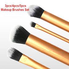 makeup brushes sets foundation
