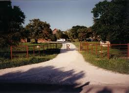 Farm Ranch Style Fences In Leander Cedar Park Cattle Panel Pipe Rail