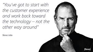 steve jobs marketing quotes google search customer experience