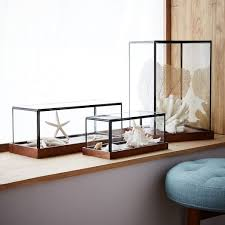 wood glass display cases jewelry