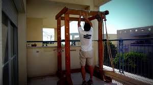 the best homemade gym power rack