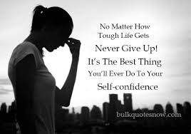inspirational quotes about never giving up on life bulk