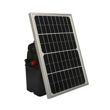 China Ip68 Waterproof Solar Powered Electric Fence Charger China Electric Fence System Electric Fence