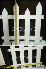 Plastic Garden Fence Minimum Pinakonti Order 3pcs Shopee Philippines