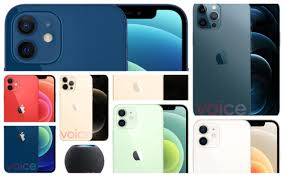 Renders of all four iPhone 12 models leak, in all available colors – Droid  News