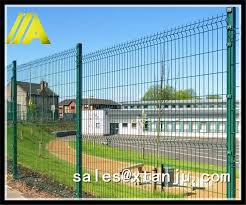 6 Feet High Pvc Coated Welded Wire Mesh Fence Panel Buy Wire Fence Wire Mesh Fence Pvc Coated Wire Mesh Fence Product On Alibaba Com
