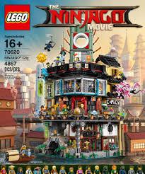 70620 NINJAGO City Revealed! | Brickset: LEGO set guide and database