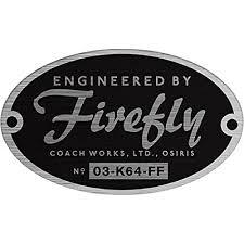 Amazon Com Firefly Sticker