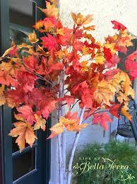 Making Fall Trees Diy Life At Bella Terra