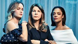 """Time's Up Turns a Page: Brie Larson, Tessa Thompson and USC's Stacy Smith  on a """"Very Simple Formula to Create Change"""" 
