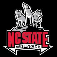 Nc State Wolfpack 3 Wolves Howlin Decal Nc State Wolfpack Nc State Nc State University