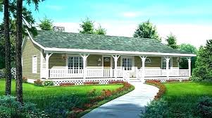 front porch house plans homes floor