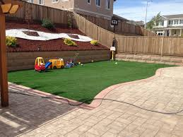 Plastic Grass Pleasanton Texas Playground Backyard Ideas