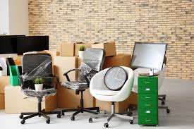 Office Relocation with Professional Movers