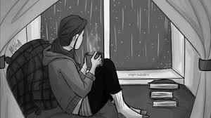 Le dije al cielo lo mucho que te extraño y comenzó a llover ...