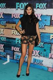 Amanda Setton Black Top Shorts Fox All Star Party La Julio Amanda ...