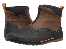 clarks bowman top men s shoes dark tan