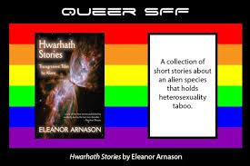 "Sarah Waites on Twitter: ""Hwarhath Stories by Eleanor Arnason ..."