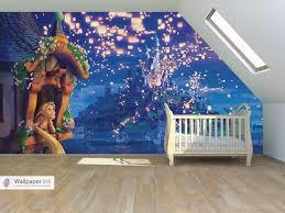 Decorating A Child S Bedroom Disney Bedrooms Disney Rooms Tangled Wallpaper