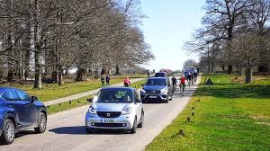 Richmond Park cyclists urged to ride ...