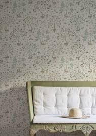 lewis wood voysey park wallpaper