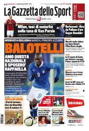 Gazzetta dello Sport 6/3 | SAS by seriea streaming - issuu