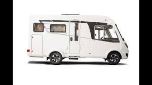 small motorhome with huge kitchen the