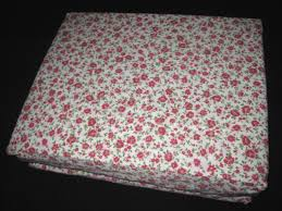 TWIN XL DORM - Tommy Hilfiger - Princeton Rose Cotton/Poly Easy Care /  Wrinkle Resistant SHEET SET